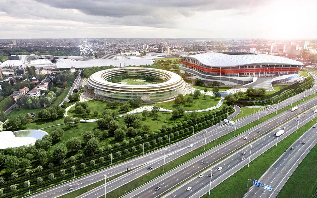 Pour que les bruxellois aient aussi droit à une enquête publique sur le nouveau stade.