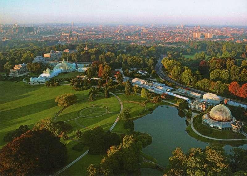 Ouvrir partiellement le Domaine Royal de Laeken au public : un souhait devenu nécessité