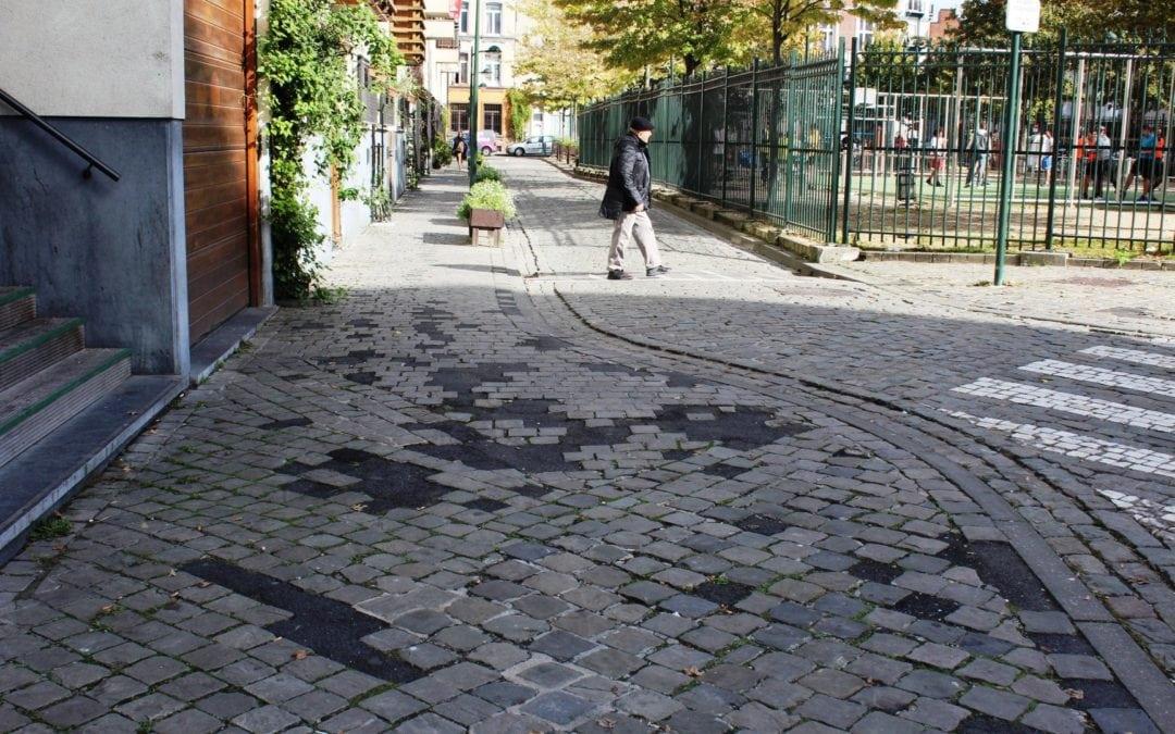 Respect voor straten en pleinen